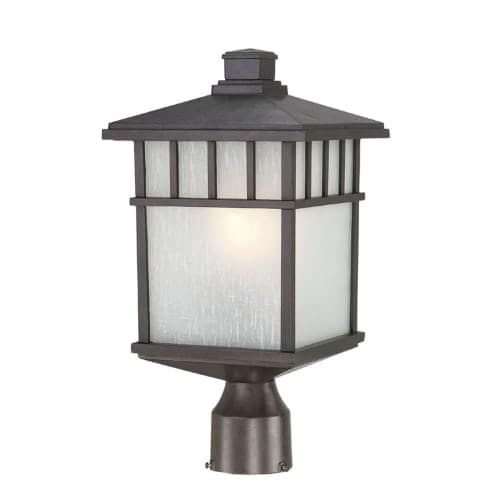 The 25 best craftsman post lights ideas on pinterest craftsman dolan designs 9116 craftsman mission single light small outdoor post light from the barton collection mozeypictures Images