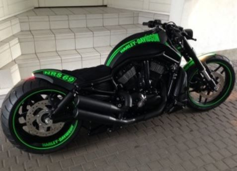 Harley Davidson Night Rod Special Neufahrzeug