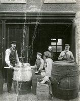 kuiperij van c vlasblom en j vlasblom westeinde 44A den haag 1904