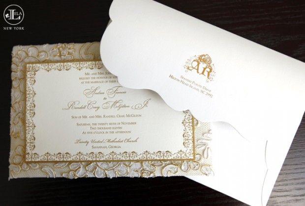 New Wedding Invitation Ideas: 42 Best Wedding Invitations By Lela New York Images On