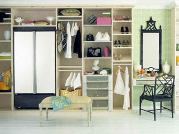 Scintillating Open Bedroom Closet Design Ideas - Best inspiration ...