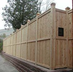 11 Best Images About Backyard Fence Ideas On Pinterest