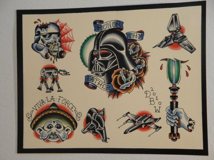 Pin By Keith Stanley On Toys Star Wars Tattoo Tattoo Design Book