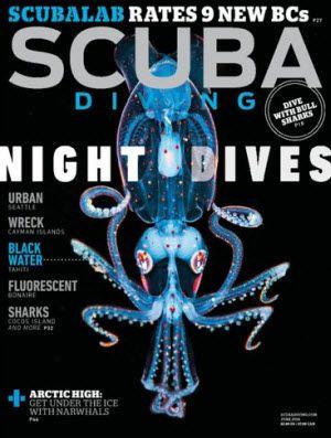 FREE Scuba Diving Magazine Subscription