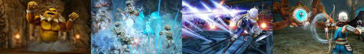 Nintendo Shares Character Overviews for Darunia, Ruto, Sheik and Gohma
