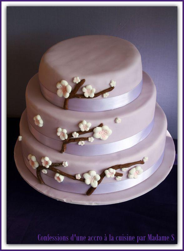 Recette de sponge cake - base de la pate à sucre