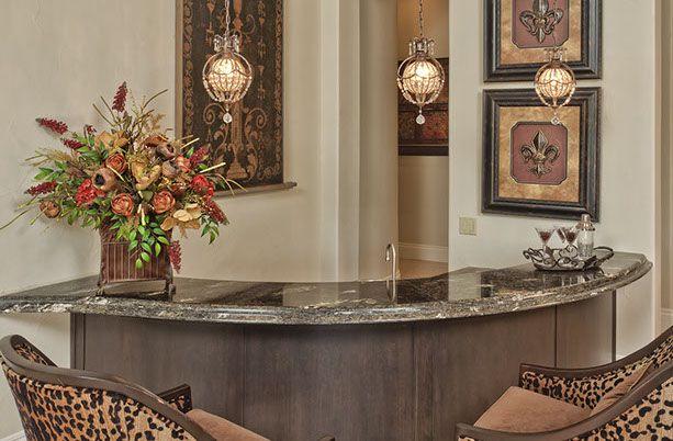 Custom furniture, lighting, decor & accessories