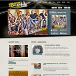 Kiss The Frog are excited to announce that The Brook Chivell Band website is now live!