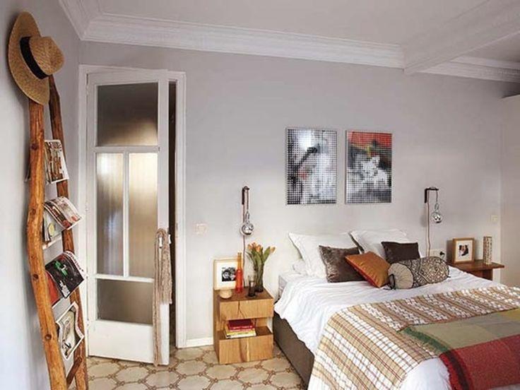 Эта сказочная квартира с эклектичным декором и уникальным характером была спроектирована дизайнерами студии Bonba Studio. Квартира расположена в испанском городе Барселона