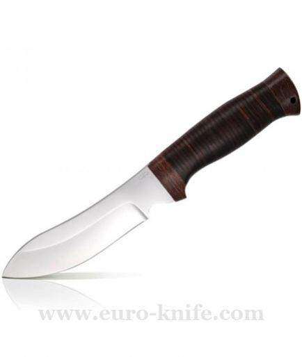 Knife AIR SKINER-2 leather