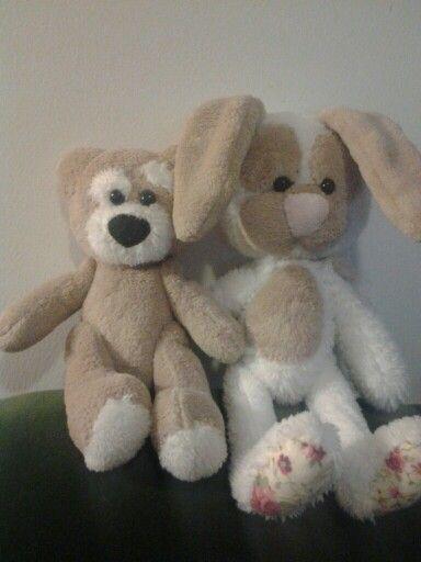 Bear &bunny