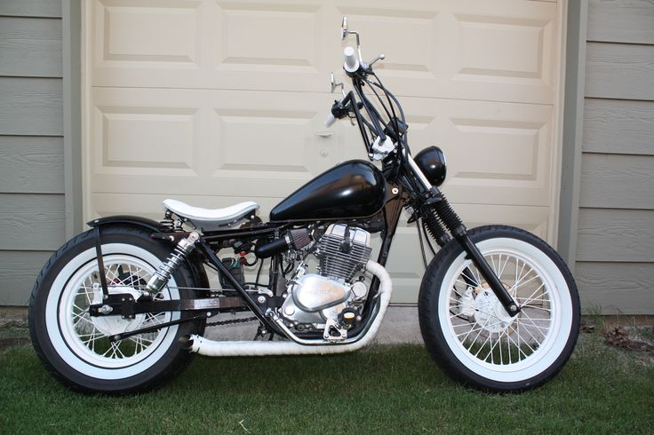 1000 Images About 125cc Bobber On Pinterest Bobbers