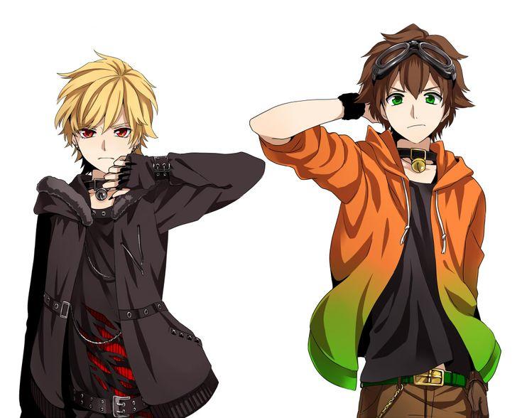 96neko and Kogeinu