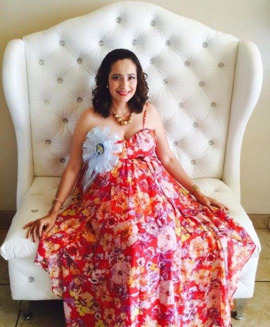 Embarazo 24 semanas: el vestido de baby shower | Blog de BabyCenter