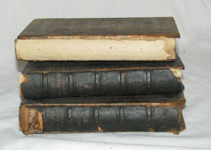 Specimens of the Early English Poets Vol 1, II, III by George Ellis Esq 1845