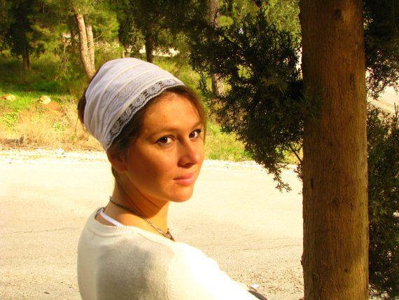 PURE WHITE kundalini  HEADWRAP,yoga head wrap,yoga headband,yoga hair tie,head covering,wide head scarf,pure white head wrap