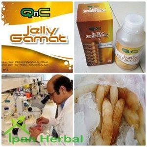 Cara Mengatasi Gangguan Sistem Pencernaan dengan QnC Jelly Gamat Asli merupakan suplemen obat herbal yang 100 berbahan herbal asli seperi Ekstrak Gamat Emas yang di tambah bahan lainya seperti Sweetener Stevia, Air RO, Pengemulsi Nabati, Essen Natural, Ekstrak Buah & Sayur, semua bahan tersebut diolah menggunakan mesin canggih dan ditangani langsung oleh ahlinya sehingga aman untuk dikonsumsi dan QnC Jelly Gamat sudah terdaftar di DEPKES P-IRT No : 109321601291-1229 dan Bersertifikat HALAL…