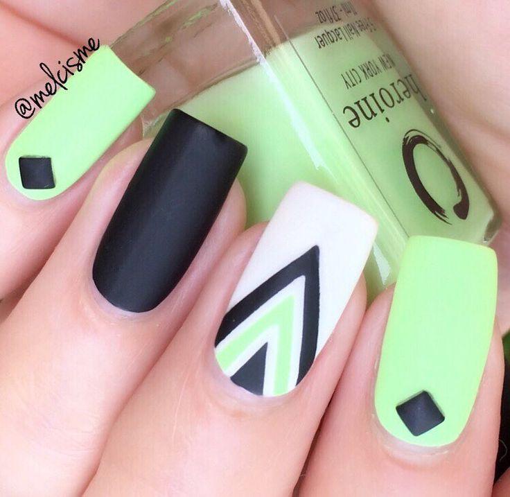 Mejores 89 imágenes de Nail inspirations en Pinterest | Inspiración ...