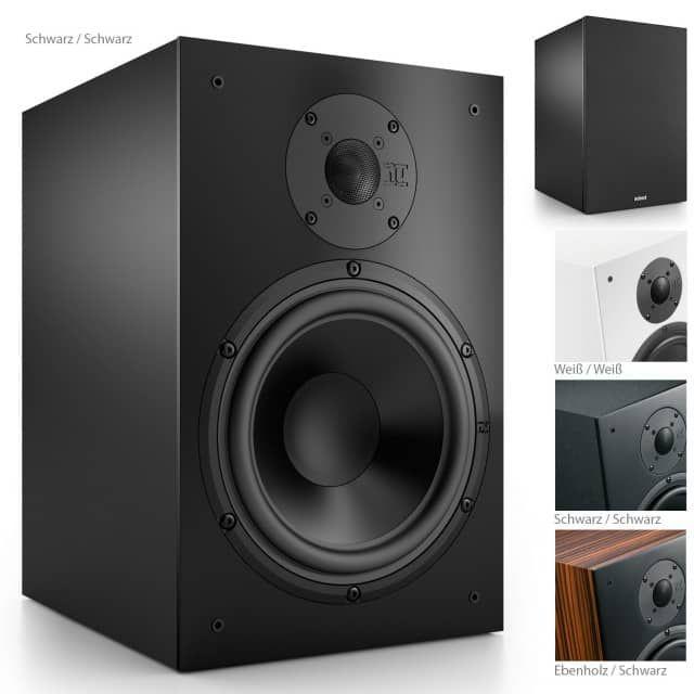 nuBox 383 - Regallautsprecher - Nubert - ehrliche Lautsprecher