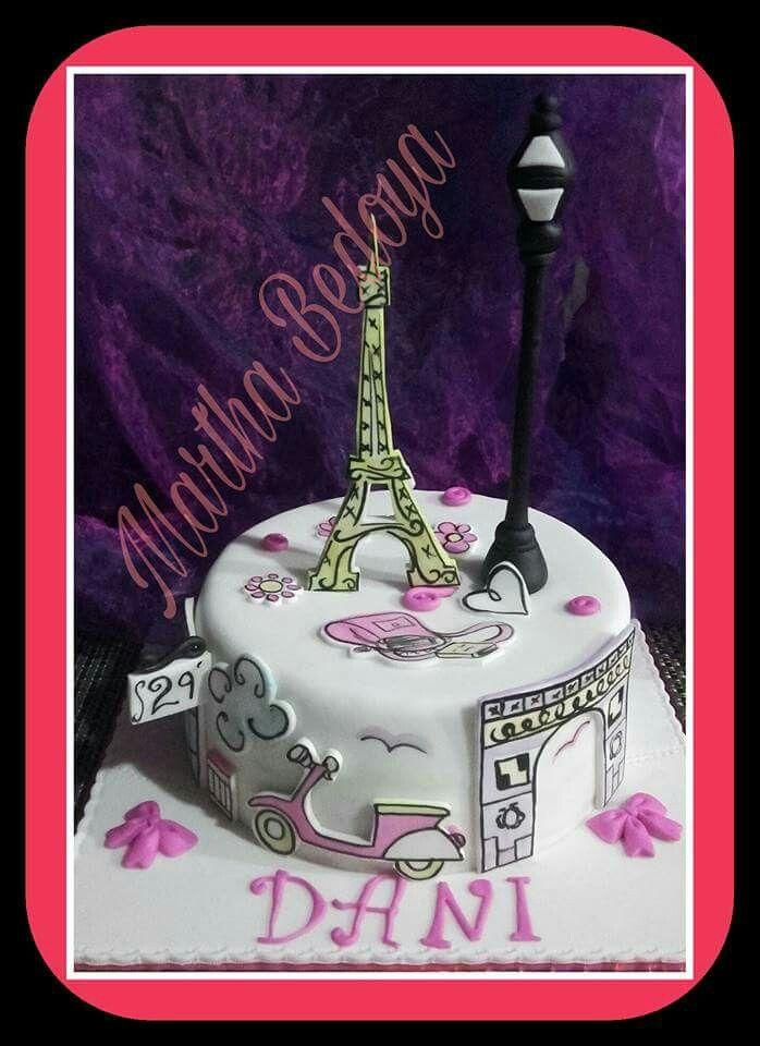 Cake París
