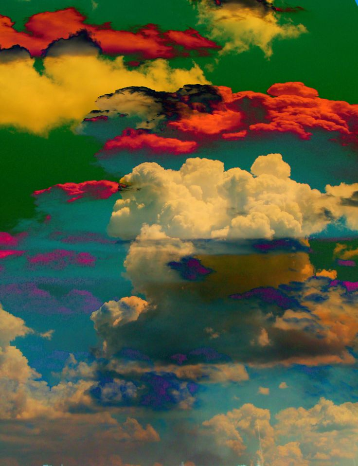 22 best what will the weather bring us today? images on Pinterest ... | title | trippy clouds tumblr