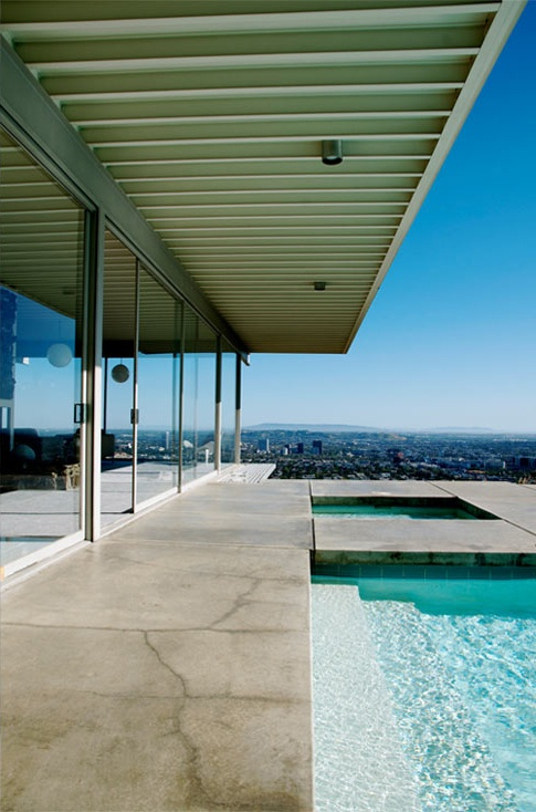 32 best pierre koenig images on pinterest pierre koenig case study and arch - Stahl swimmingpool ...