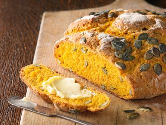 Kürbisbrot: Liebl Rezepte Vegans, Pumpkin Breads Recipe, Pumpkin Heavens, Grains Breads, Dinkel Kürbisbrot, Herz Haft Lich Backen, Breads German, Backen Süß, Vegans Kürbisbrot