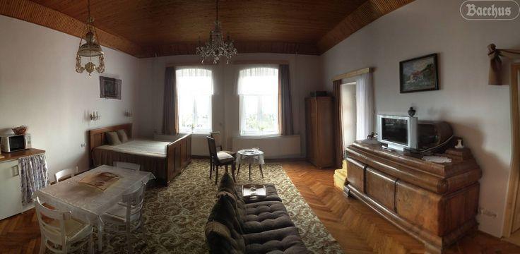 Georgina apartman nagyszoba