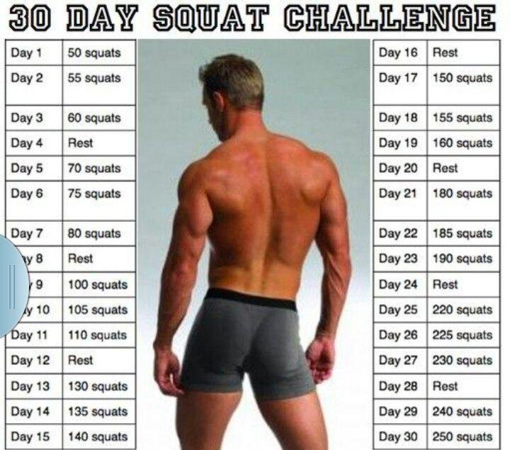 Male Butt Workout 99