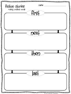 first grade graphic organizers for reading  | If you find this resource helpful, please leave a comment below ...