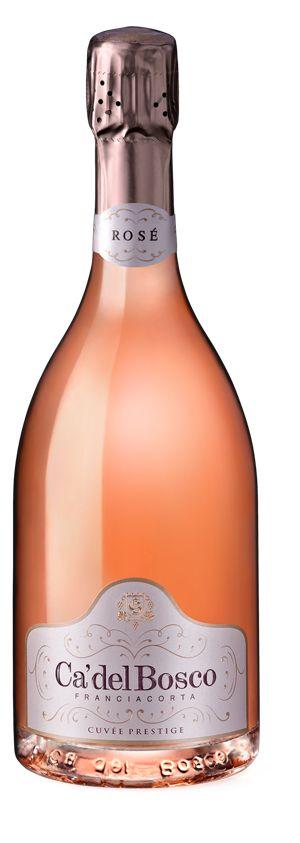 Cuvée Prestige Rosé - Ca' del Bosco #Franciacorta