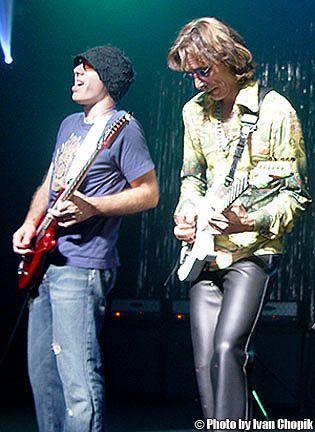 Steve Vai & Joe Satriani
