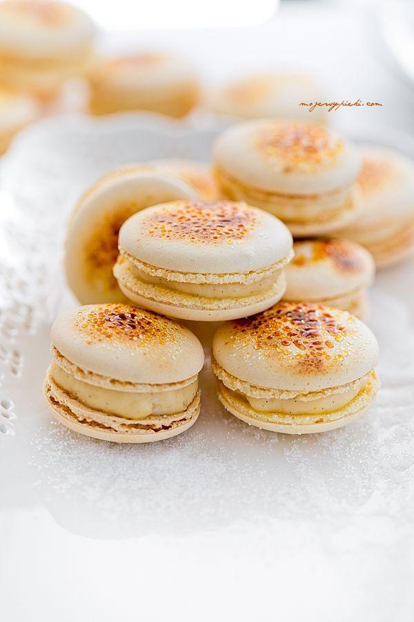 Makaroniki Crème Brûlée