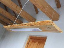 LED - Hängelampe - Unikat