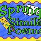 "YOUR SPRING BULLETIN BOARD IS DONE!   After students create  poems ""Spring is..."". Mount them on bright paper and display with the bulletin board l..."