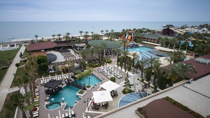Hotel Crystal Family Resort, Belek, Antalya, Turcia