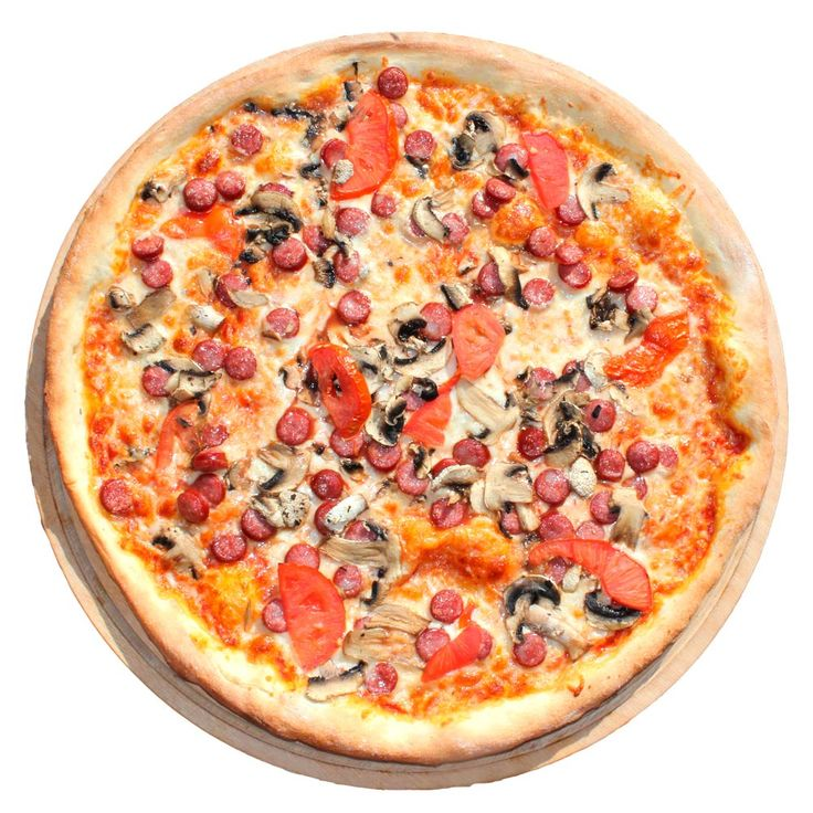 Пицца сицилийская рецепт