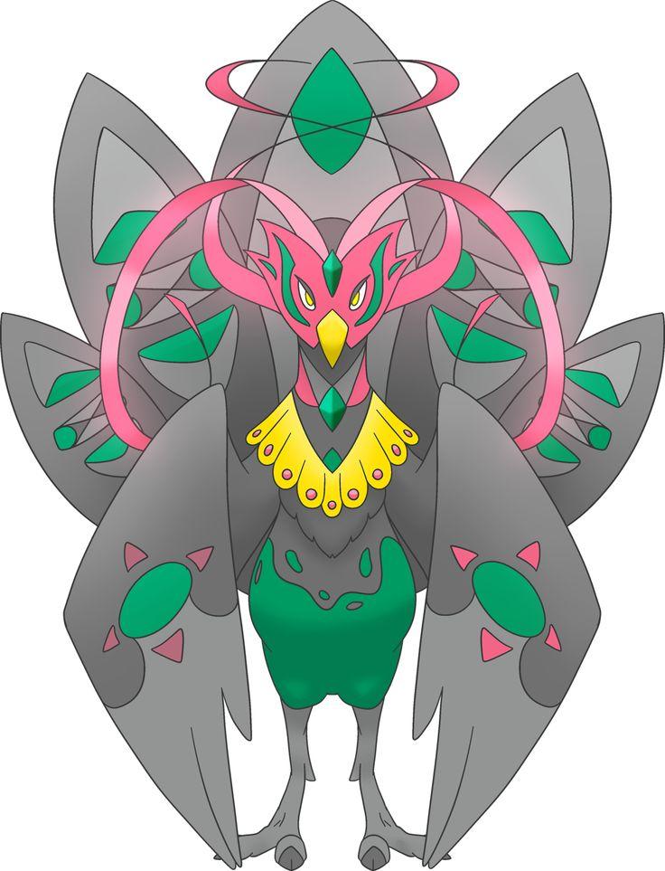 Honour, a Mega Unfezant. Male, Dota's first Pokèmon and mega evolved Pokèmon. Hard to hit, dodges enemies skillfully. Ambushes enemies.