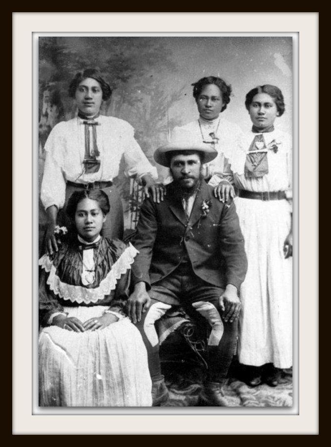 HEKE/WHAREPAPA WHANAU - KENANA, Rua Hepetipa Tai (1870 - 1937)