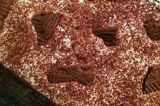 Ideaal dessert voor Sinterklaasavond: een speculaas tiramisu. Helemaal kidsproof dus zonder koffie of alcohol. Ook heerlijk voor zomaar.