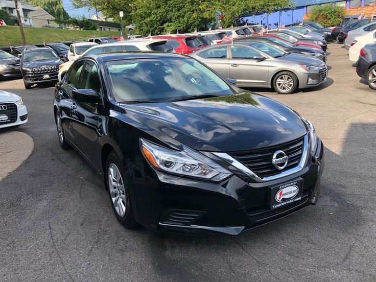 2018 Nissan Altima 2.5 S 4dr Sedan Nissan altima, Nissan