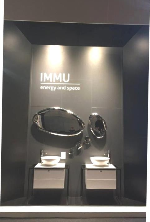 #Immu#stand#bathroom#furniture#IMMCologne#Defra