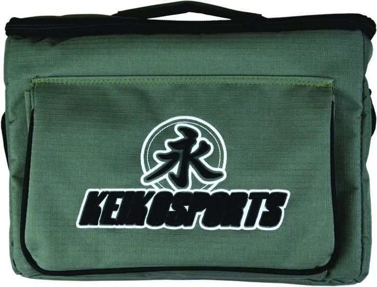 Thermal Lunch Bag - Green