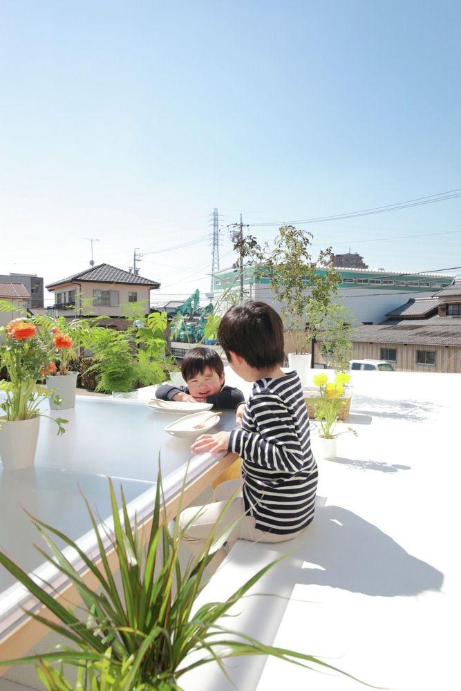 Casa en Yamanote,Courtesía de Katsutoshi Sasaki + Associates