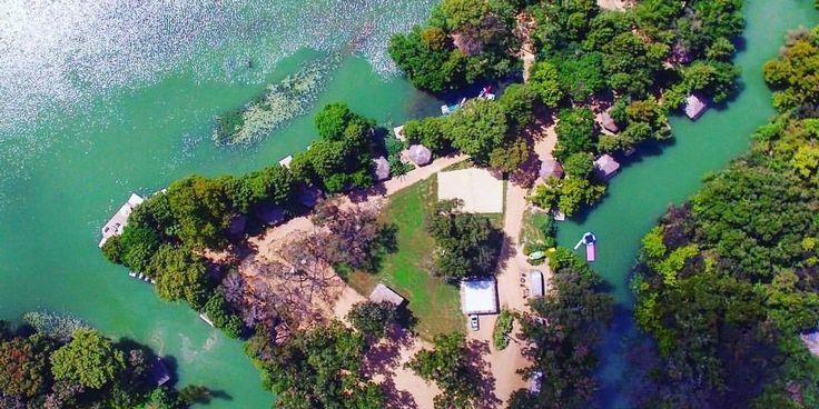 Seguin Island Tree House