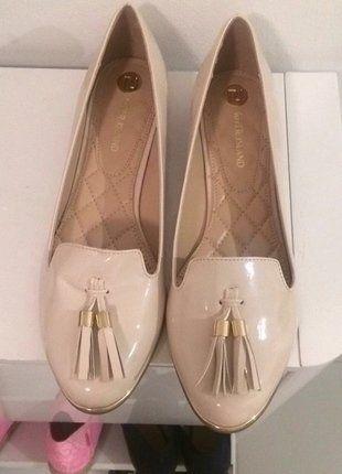 Kaufe meinen Artikel bei #Kleiderkreisel http://www.kleiderkreisel.de/damenschuhe/ballerinas/135526046-schicke-slipper-nude