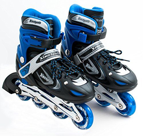 Adjustable Inline Skates for Kids, Featuring Illuminating Front Wheels, Awesome-looking, Soft, Comfortable, Safe and Durable Rollerblades, Perfect for Boys and Girls, Unconditional 60-day Money Back Guarantee!  http://www.bestdealstoys.com/adjustable-inline-skates-for-kids-featuring-illuminating-front-wheels-awesome-looking-soft-comfortable-safe-and-durable-rollerblades-perfect-for-boys-and-girls-unconditional-60-day-money-back-g/