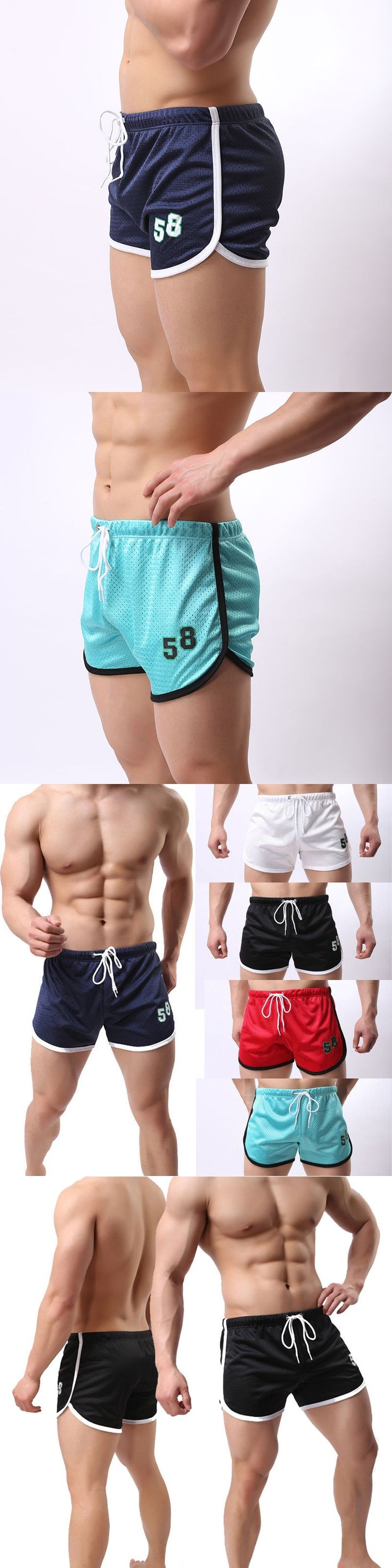 New Men Summer Casual Shorts Trunks Slimming Mens Beach Short Pants Male Fitness Shorts For Workout