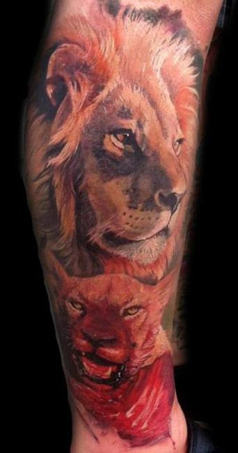 Best Lion Tattoos in the World, Lion Tattoos Images, Lion Tattoos Pictures, Lion Tattoos Photos, Lion Tattoos Videos, Lion Tattoos Amazing, Best Lion TattoosLion Tattoos Gallery, Lion Tattoos For Men, Lion Tattoos Desing