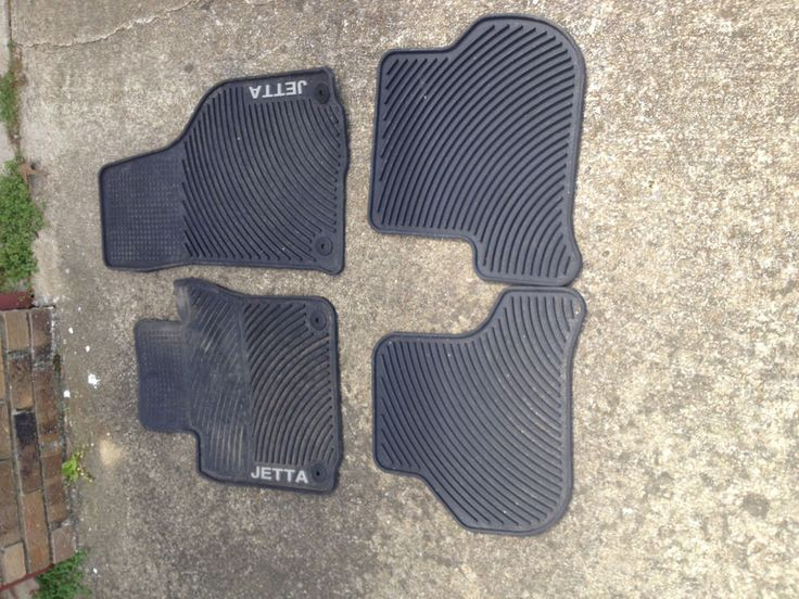 VW Jetta sportwagen factory floor mats, gently used    eBay